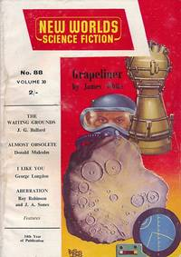 New Worlds Science Fiction. No 88. November 1959
