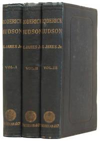 image of Roderick Hudson.