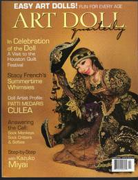 image of Art Doll Quarterly - Summer 2008, Volume 6, Issue  2