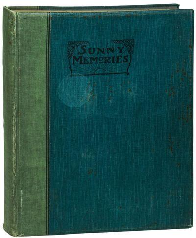 Sydney, Australia, 1914. Hardcover. Near Fine. Folio. Gray and blue cloth boards with