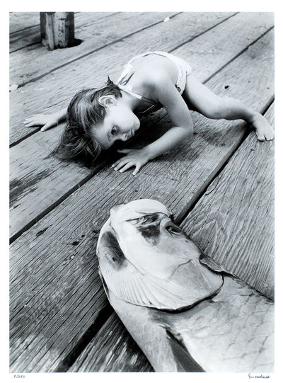 "Printed 1994. Gelatin silver print 16 1/8 x 11 1/2"", signed and numbered in ink in the margin; tit..."