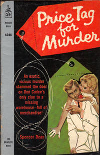 image of PRICE TAG FOR MURDER