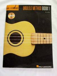 Hal Leonard Ukulele Method Book 1 (includes CD)