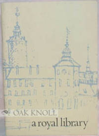 Stockholm: Kungl. Biblioteket, 1984. paper wrappers. Royal Library. small 8vo. paper wrappers. not p...