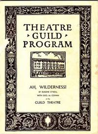 Theatre Guild Program for Ah, Wilderness, with George M. Cohan