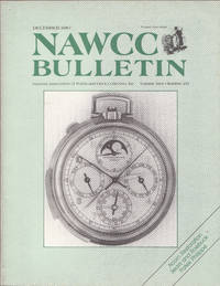 image of December 1987 Issue of NAWCC Watch and Clock Collectors Magazine