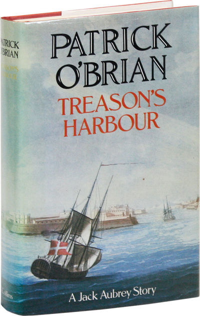 London: Collins, 1983. First UK Edition. First Impression. Octavo; red paper over boards, with title...