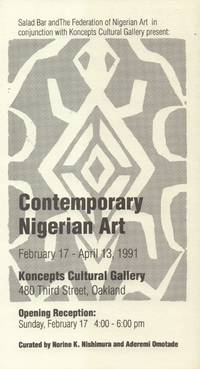 Contemporary Nigerian Art