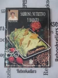 SABROSO, NUTRITIVO Y BARATO.