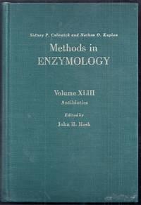 Methods in Enzymology Volume XLIII (43): Antibiotics