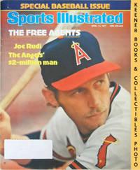 image of Sports Illustrated Magazine, April 11, 1977 (Vol 46, No. 16) : The Free  Agents - Joe Rudi, The Angels' $2-Million Man