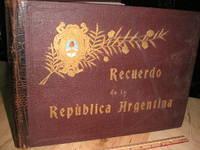 Recuerdo De La Republica Argentina