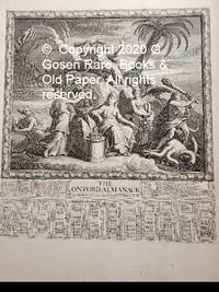 image of The Oxford Almanack for the Year of Our Lord God MDCCXXI.