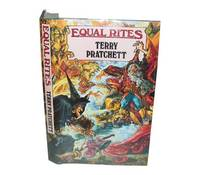 Equal Rites by  Terry Pratchett - First Edition - 1987 - from Temple Rare Books (SKU: 000193)