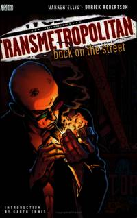 Back on the Street (Transmetropolitan)