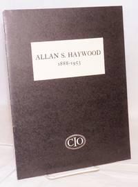 Allan S. Haywood, 1888-1953