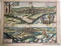 Original Map of Czaslavium vulgo Czasla Bohemiae Civitas