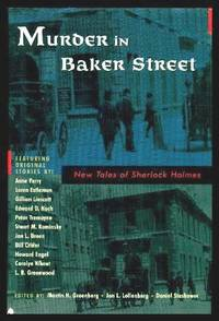 image of MURDER IN BAKER STREET - New Tales of Sherlock Holmes and Dr Watson