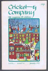 Cricket & Company: The Magazine for Children Volume 1 Number 4 January 1975