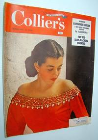 Collier's - The National Weekly Magazine, February 19, 1949 - Death in the Classroom / Billie Burke / Mary Rizzoto