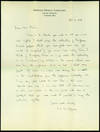 View Image 2 of 2 for 2 autograph letters signed to Mrs. Benjamin Osgood Peirce Inventory #41137