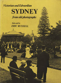image of Victorian and Edwardian Sydney from Old Photographs