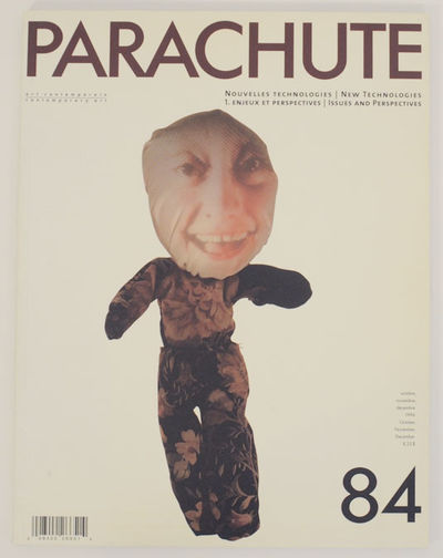 Montreal, Quebec, Canada: Parachute, 1996. First edition. Softcover. October/November/December 1996....