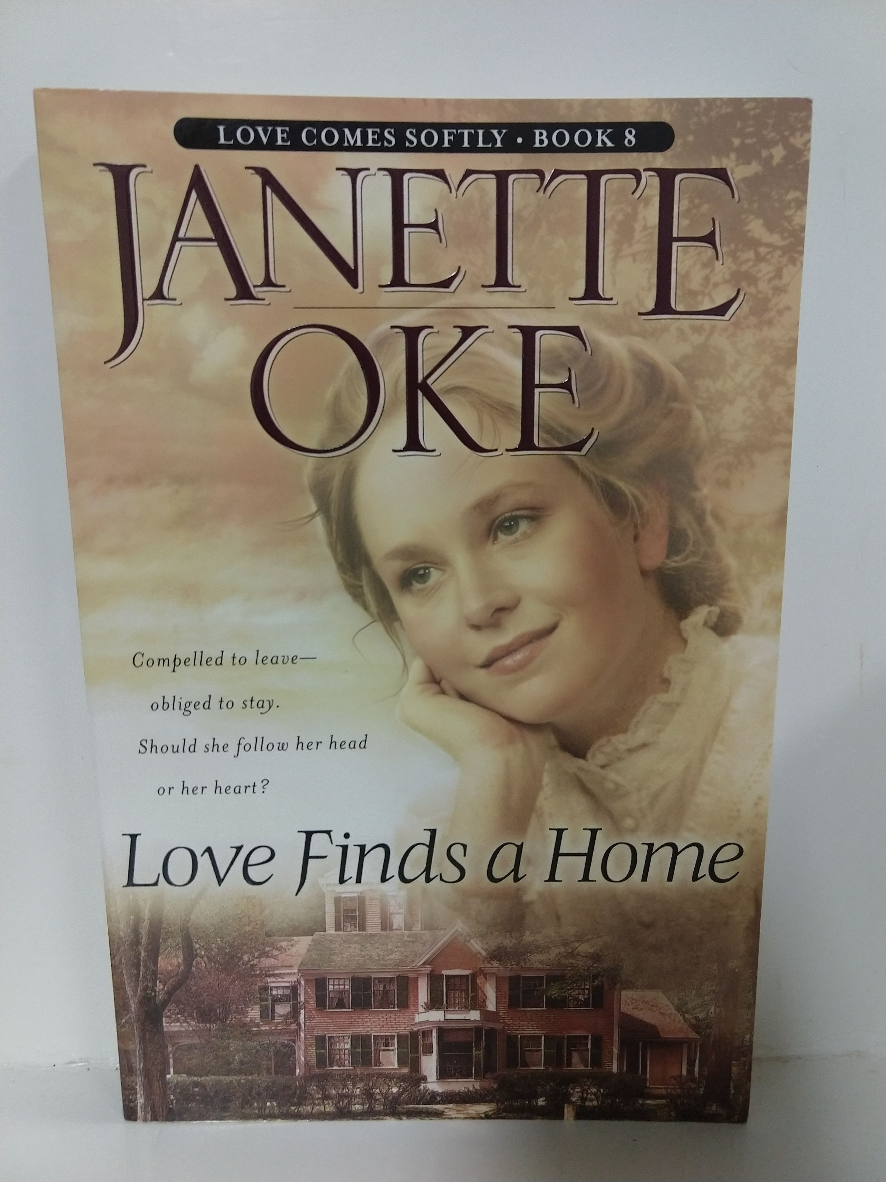 Read More From Janette Oke