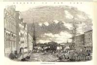 Wall - Street by Wall Street - 1859 - from Antipodean Books, Maps & Prints and Biblio.com