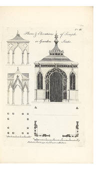 The Carpenter's Treasure; a Collection of Designs for Temples, with their Plans, Gates,...