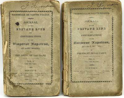 New York: W. B. Gilley, et al., 1823. Hard Cover. Good binding. Two 8vo. volumes; the two books comp...
