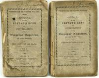 [NAPOLEON] [EUROPE] MEMOIRALE DE SAINTE HELENE. JOURNAL OF THE PRIVATE LIFE OF AND CONVERSATIONS OF THE EMPEROR NAPOLEON AT SAINT HELENA. [VOLUME I, PART THE FIRST & SECOND]