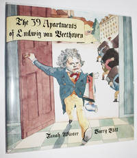 The 39 Apartments of Ludwig Van Beethoven by  Jonah Winter - Signed First Edition - 2006 - from Knickerbocker Books (SKU: 002055)