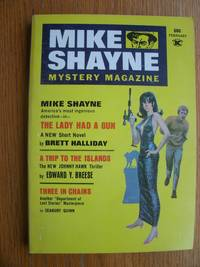Mike Shayne Mystery Magazine February 1971 Vol. 28, No. 3