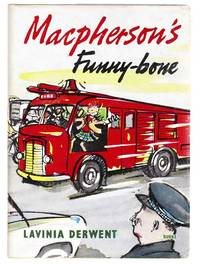 Macpherson's Funny-bone by  Lavinia DERWENT - First Edition - 1962 - from Jeff Hirsch Books, ABAA (SKU: 103983)