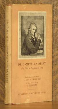 DR. CAMPBELL'S DIARY OF A VISIT TO ENGLAND IN 1775