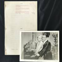 RUMBA (Original Stamped Paramount Studios FILE COPY, original script for the Carole Lombard-George Raft 1935 Film)