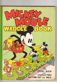 image of Mickey Mouse Waddle Book