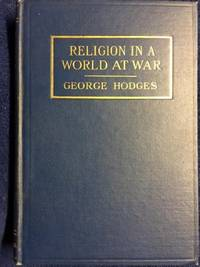 Religion In A World At War