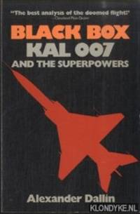 Black Box. Kal 007 and the Superpowers