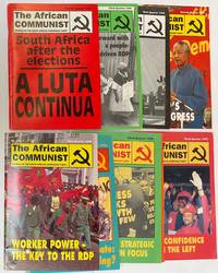 image of The African Communist [nine different issues]