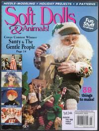 image of Soft Dolls & Animals - December/January 2003, Volume 7 Issue 1