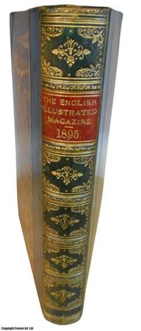 FINE BINDING. The English Illustrated Magazine. Volume XIII. April to September 1895