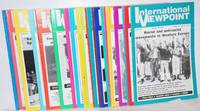 image of International viewpoint [17 issues for the year 1989]