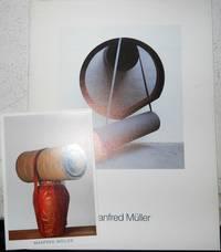 MANFRED MULLER 12. NOV. 88- 10. JAN. 89 Galerie Jollenbeck, Koln