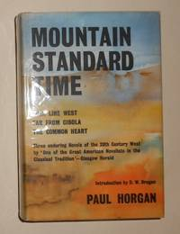 image of Mountain Standard Time - Main Line West - Far From Cibola - The Common Heart
