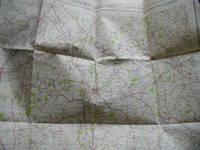 Saffron Waldon. Sheet 148. Ordnance Survey New Popular One-Inch Map.
