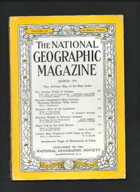 The National Geographic Magazine - March 1954 Vol. CV  No. 3