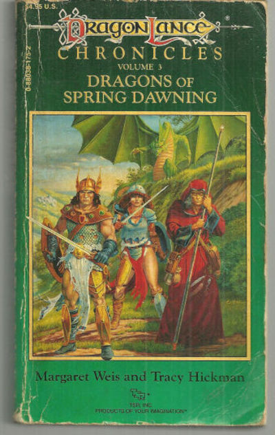 DRAGONS OF SPRING DAWNING, Weis, Margaret and Tracy Hickman