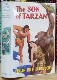 The Son of Tarzan by  Edgar Rice Burroughs - Hardcover - 1952 - from Parigi Books, ABAA/ILAB (SKU: 32967)